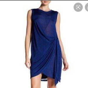 "NEW-Rachel Roy ""August"" Dress-Heather Cobalt-MED"